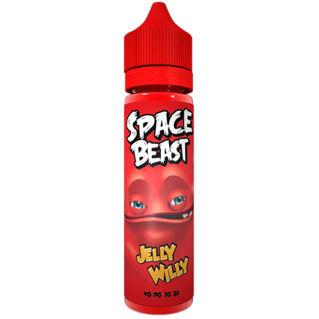 Space Beast Jelly Willy
