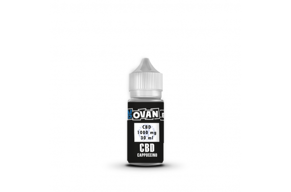 Cappuccino CBD 1000mg 30ml