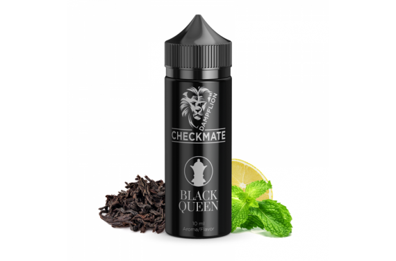Dampflion Checkmate - Black Queen Aroma