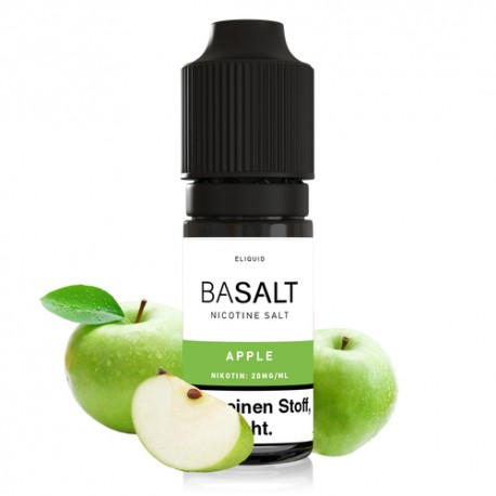 Basalt - Apple Nic Salt