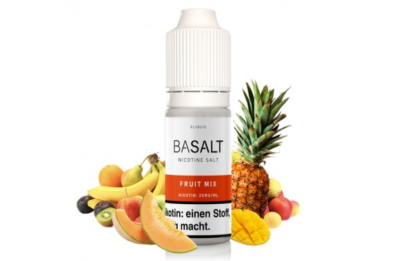 Basalt - Fruit Mix Nic Salt