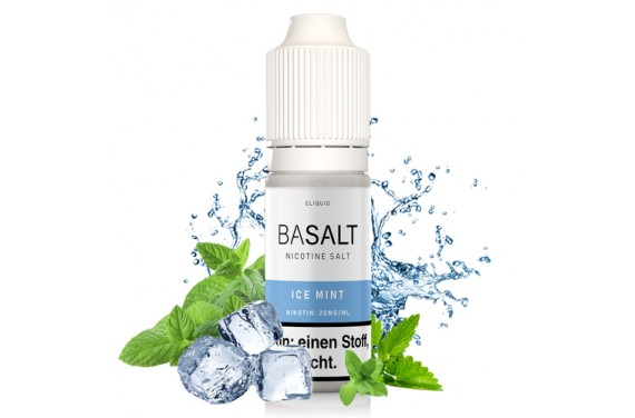 Basalt - Ice Mint Nic Salt