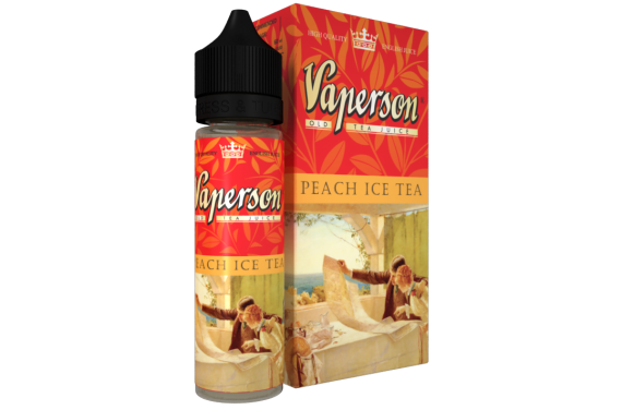 Vaperson Peach Ice Tea