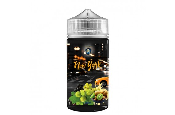 King Juice - New York 20ml Aroma/Longfill in 200ml Flasche