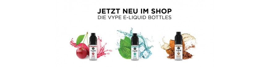 Vype eLiquid Bottles 10ml