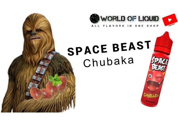 WorldOfLiquid TV - TasteReviews - Space Beast Chubaka by VoVan GmbH